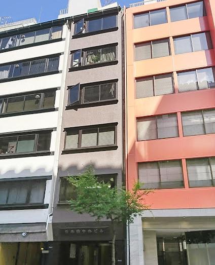 東京オフィス写真